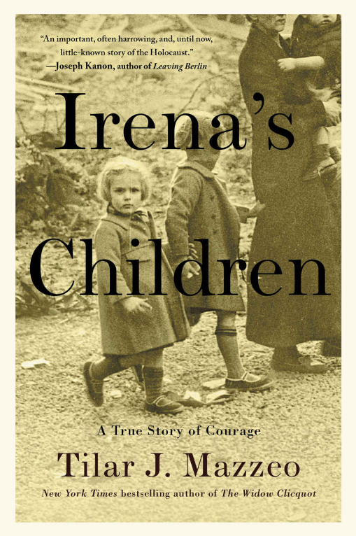 Irena's Children - book cover